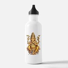 Ganesh Hindu Deity Water Bottle