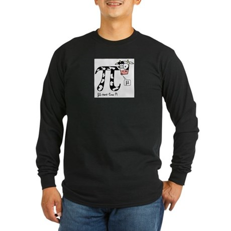 Mu-tant cow pi Long Sleeve T-Shirt