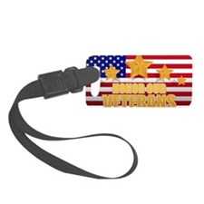 HONOR OUR VETRANS Luggage Tag