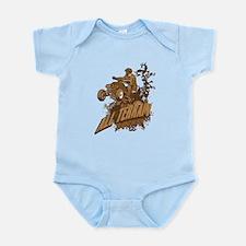 All Terrain Rocks Infant Bodysuit