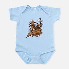 Basketball Rocks Infant Bodysuit