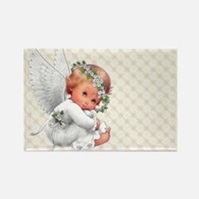 AngelBaby Rectangle Magnet
