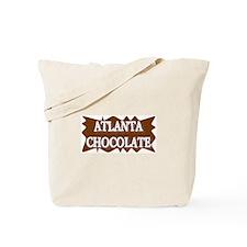 ATLANTA CHOCOLATE Tote Bag