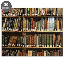 Bookshelves Puzzle