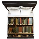 Books King Duvet Covers