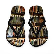 Bookshelves Flip Flops