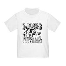 Lions Football T-Shirt