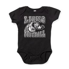 Lions Football Baby Bodysuit