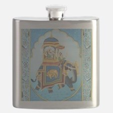Royal Elephant Ride Flask