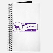 Make Mine Mudi Journal