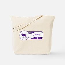 Make Mine Mudi Tote Bag