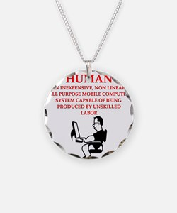 HUMAN Necklace