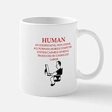 HUMAN Mugs
