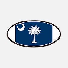 Flag of South Carolina Patches