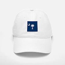 Flag of South Carolina Baseball Baseball Cap