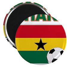Ghana soccer Magnets