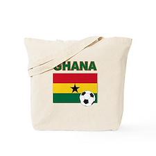 Ghana soccer Tote Bag