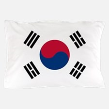 Flag of South Korea Pillow Case
