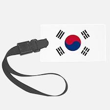 Flag of South Korea Luggage Tag