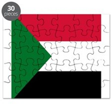 Flag of Sudan Puzzle