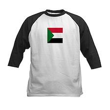 Flag of Sudan Baseball Jersey