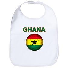 Ghana soccer Bib