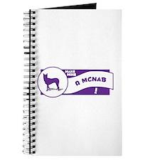 Make Mine McNab Journal