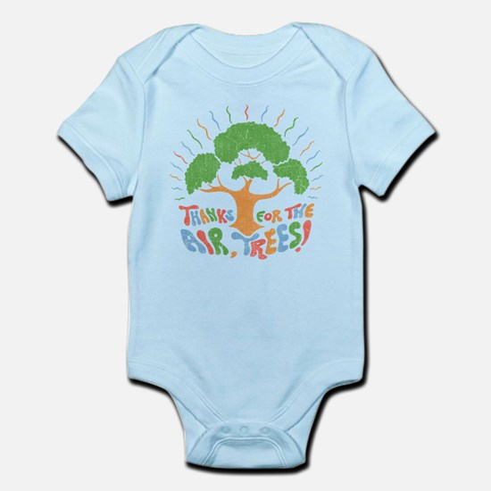 Thanks, Trees! Infant Bodysuit