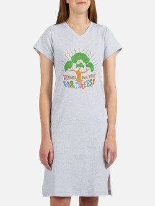 Thanks, Trees! Women's Nightshirt