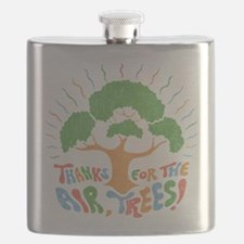 Thanks, Trees! Flask