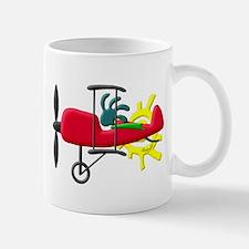 Stunt Pilot Mug