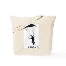Frogmen Tote Bag