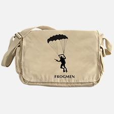 Frogmen Messenger Bag