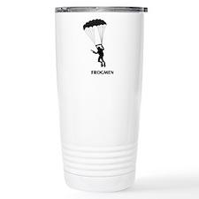 Frogmen Travel Mug