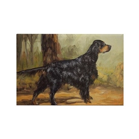 Gordon Setter Magnets