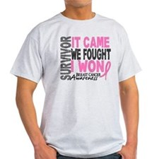 Breast Cancer Survivor 2 T-Shirt