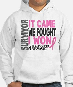 Breast Cancer Survivor 2 Hoodie