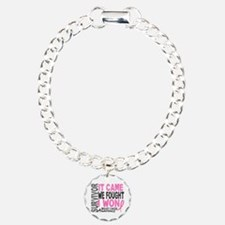Breast Cancer Survivor 2 Bracelet