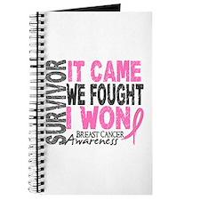 Breast Cancer Survivor 2 Journal