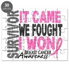 Breast Cancer Survivor 2 Puzzle