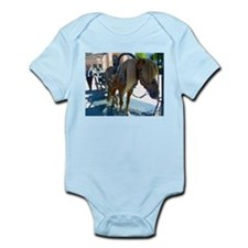 Horse and Carriage Body Suit