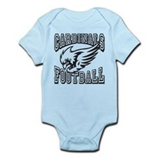 Cardinals Football Body Suit