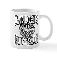 Lions Football Mugs