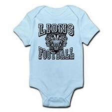 Lions Football Body Suit