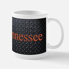 Tennessee Diamond Plate Mugs