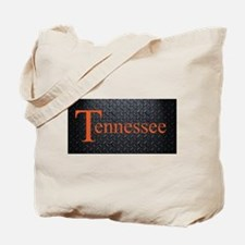 Tennessee Diamond Plate Tote Bag