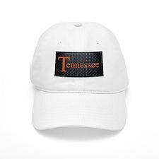 Tennessee Diamond Plate Baseball Baseball Cap