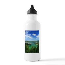 Sete Cidades lakes Water Bottle