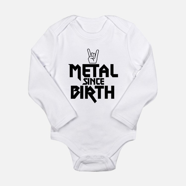 Metal Since Birth Body Suit