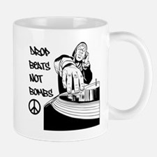 Drop beats not bombs Mugs
